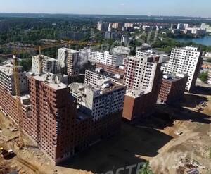 ЖК «Новокрасково»: скриншот видеообзора
