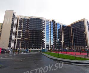 ЖК «Солнечный»: ход строительства корпуса №11 из официальной группы Вконтакте