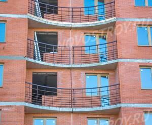 ЖК «на Каширском шоссе, 6»: Полукруглые балконы