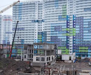 ЖК «ЗимаЛето»: ход строительства корпуса №5