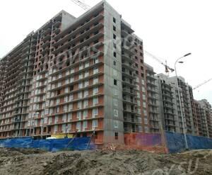 ЖК «Вернисаж»: ход строительства дома №8 из группы дольщиков