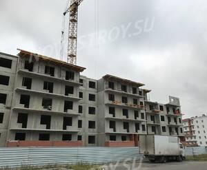 Малоэтажный ЖК «Новый Петергоф»: ход строительства 4 очереди из группы дольщиков