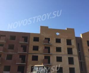 Малоэтажный ЖК «Итальянский квартал»: ход строительства корпуса №3