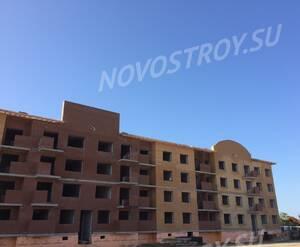 Малоэтажный ЖК «Итальянский квартал»: ход строительства корпуса №4