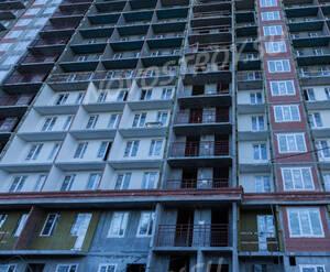ЖК «Невские Паруса»: ход строительства корпуса №1.1,1.2,1.3
