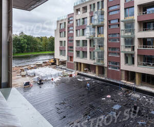 ЖК «Stockholm»: ход строительства корпуса №1