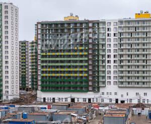 ЖК «GreenЛандия 2»: ход строительства корпуса №7