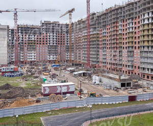 ЖК «GreenЛандия 2»: ход строительства корпуса №8