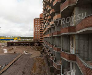 ЖК «Северный вальс»: ход строительства корпуса №1