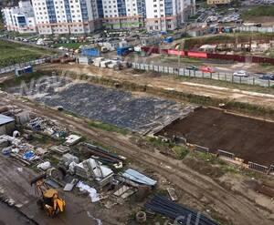 ЖК «Родные берега»: ход строительства корпуса №2