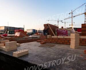 ЖК «СолнцеPARK»: ход строительства