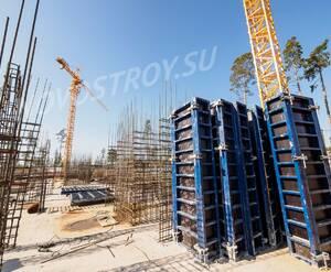 ЖК «Лесобережный»: ход строительства дома №27