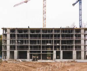 ЖК «Митино Парк»: ход строительства корпуса №1