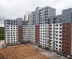 ЖК «Гринада»: ход строительства корпуса №2