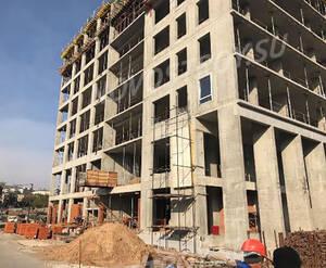 МФК «Резиденции архитекторов»: ход строительства 1 очереди