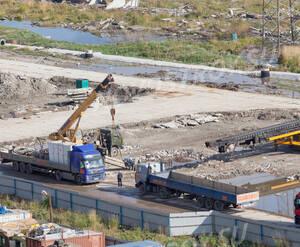 ЖК «Северная долина»: ход строительства 13 очереди, корпус №18А