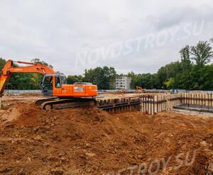 ЖК «Академика Павлова»: ход строительства