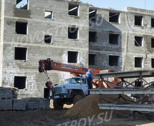 ЖК «Мечта»: ход строительства квартал №10, дом №26