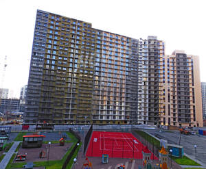 ЖК «Солнечный»: ход строительства корпуса №9 из официальной группы Вконтакте