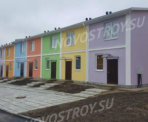 Малоэтажный ЖК «Счастье»: ход строительства 6 очереди из официальной группы Вконтакте