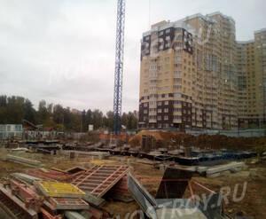ЖК «Одинбург»: ход строительства дома №6