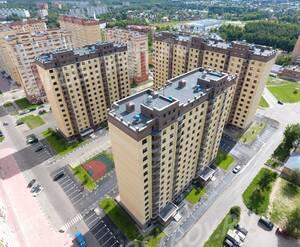 ЖК «Европейский» (Егорьевск): ход строительства дома №16