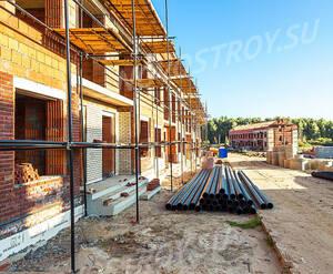 Малоэтажный ЖК «Александрия Таун»: ход строительства