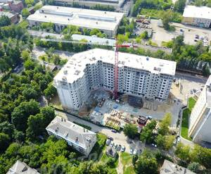 ЖК «Orangewood»: ход строительства