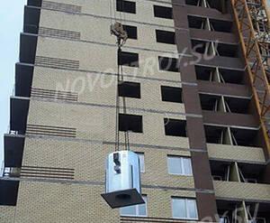 ЖК «Президентский»: ход строительства корпуса №2 из группы дольщиков