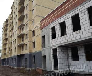 ЖК «Морозовский квартал»: ход строительства корпуса №4