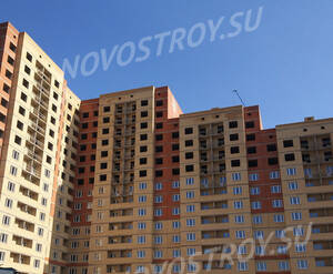 ЖК «Плещеево»: ход строительства корпуса №1