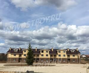 Малоэтажный ЖК «Ширяевские усадьбы»: ход строительства 1 очереди
