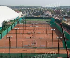 Малоэтажный ЖК «Vnukovo Tennis Country Club»: ход строительства