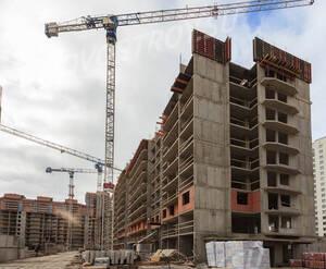 ЖК «Территория»: ход строительства
