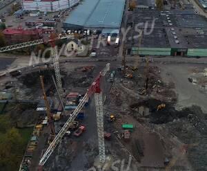 ЖК «Приморский квартал»: скриншот с видеообзора