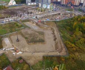 ЖК «КудроВО!»: ход строительства 1 очереди