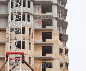 ЖК «Северная долина»: ход строительства 12 очереди, корпус 11