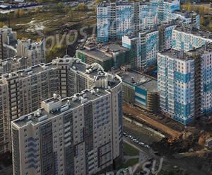 ЖК «Ландыши»: ход строительства корпуса №1,2