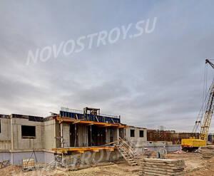 ЖК «Цивилизация»: ход строительства дома №5