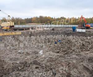 ЖК «Полис на Комендантском»: ход строительства корпуса №1