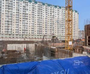 ЖК «МореОкеан»: ход строительства корпуса №1