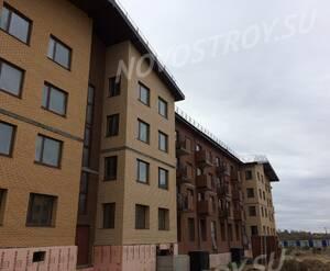 Малоэтажный ЖК «Итальянский квартал»: ход строительства дома №2