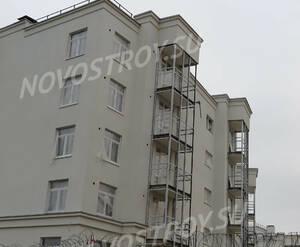 Малоэтажный ЖК «Новое Сертолово»: ход строительства 3 очереди, корпус №19