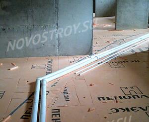 ЖК «Ново-Антропшино»: ход строительства дома №5 из группы дольщиков