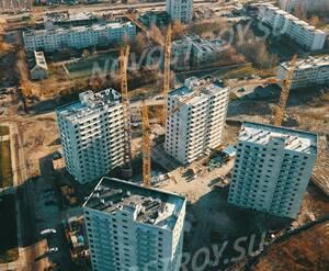 ЖК «Новоселье: Городские кварталы»: ход строительства 4 очереди, квартал Дельта