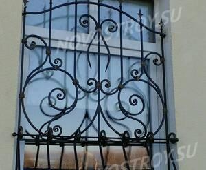 Малоэтажный ЖК «Александровский»: кованые элементы из группы застройщика