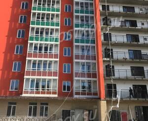 ЖК «Охтинская Дуга»: ход строительства дома №3 из группы застройщика