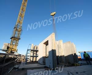ЖК «Аннинский парк»: ход строительства