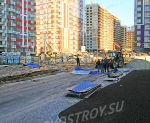 ЖК «Кудров-Хаус»: из группы застройщика