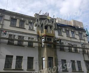 ЖК «Атлант» (улица Мира): ход строительства